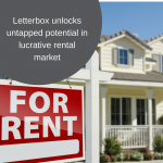 Letterbox unlocks untapped potential in lucrative rental market