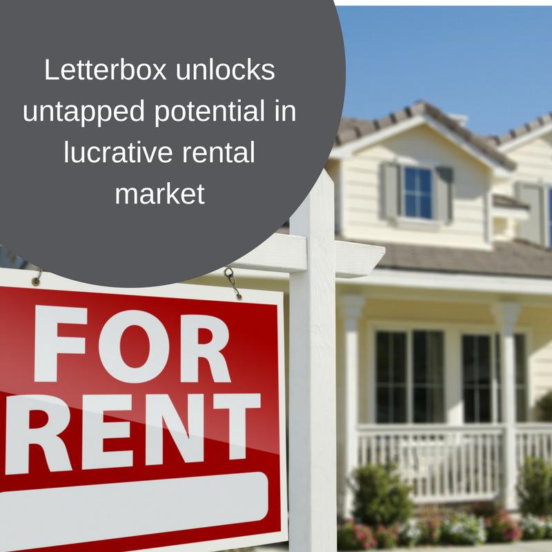 Letterbox unlocks untapped potential in lucrative rental market